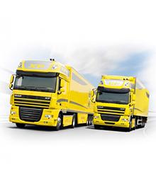 Запчасти б/у на европейские грузовики